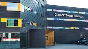 Comfort Hotel® Runway